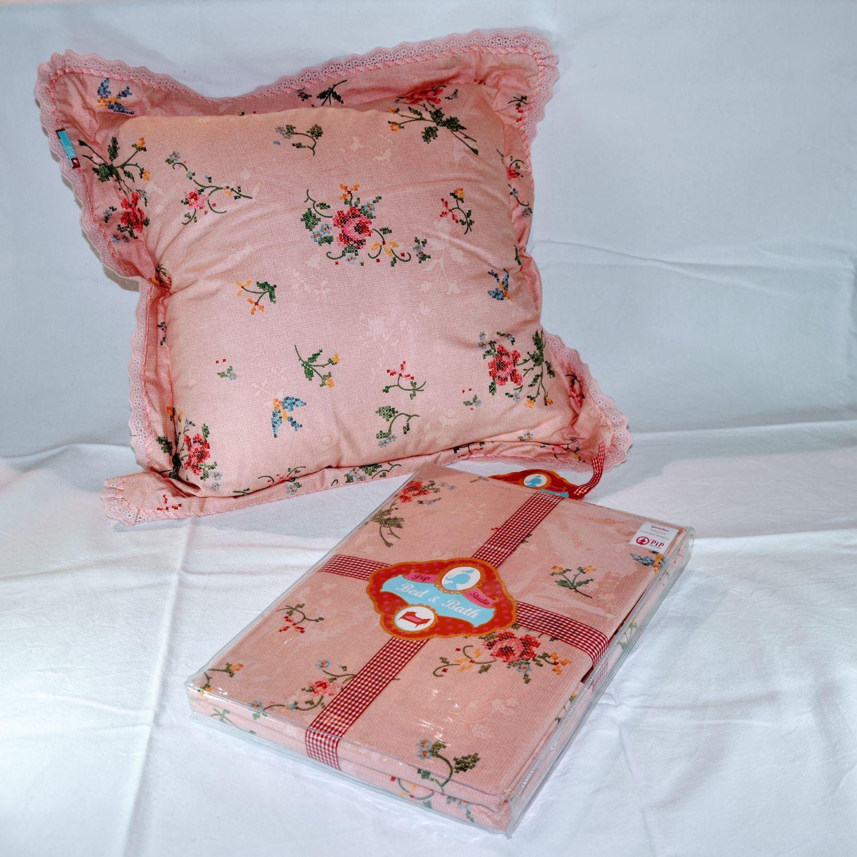 Bettwäsche Und Kissen Granny Pip Pink Tafeltraum Kaiserswerth